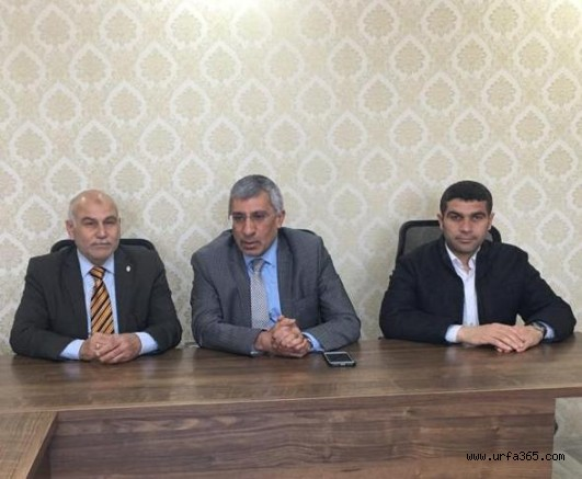 Altun ve Yönetimi Gelecek Partisi'ne Ziyareti