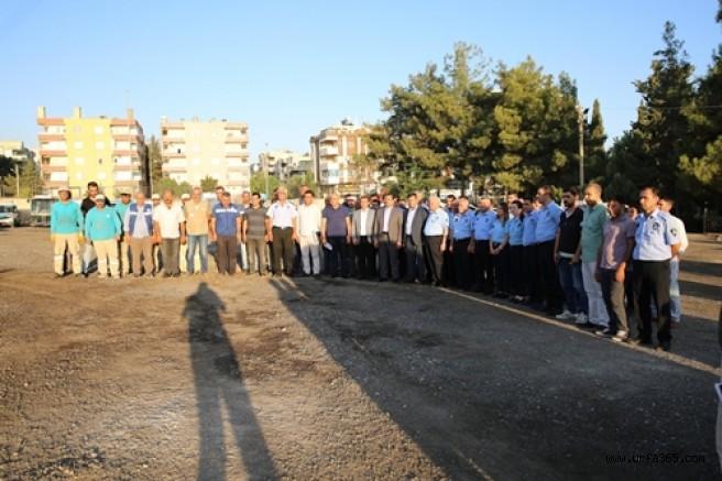 Başkan Canpolat: Kurban Bayramında Ekiplerimiz Sahada