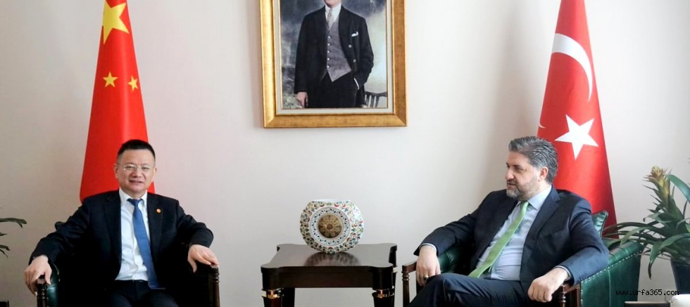 Büyükelçi Önen Yatırım Görüşmelerini Sürdürüyor