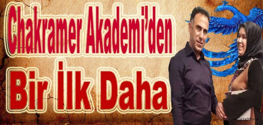 Chakramer Akademi'den Bir İlk Daha