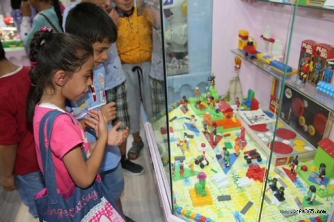 Çocuklar Oyuncak Müzesini Çok Sevdi
