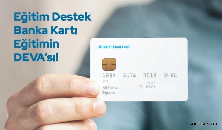DEVA PARTİSİ: 'EĞİTİM DESTEK BANKA KARTI İLE ÖĞRENCİ İHTİYAÇLARINA TL DESTEĞİ VERECEĞİZ'