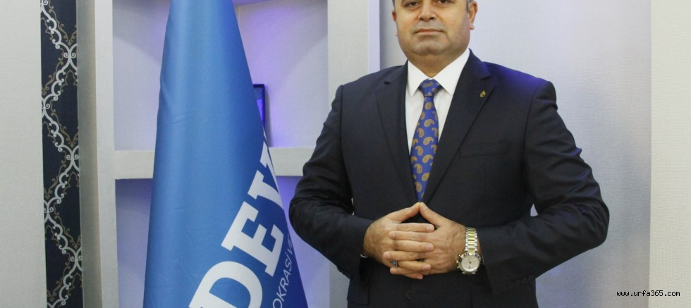 DEVA Partisi İl Başkanı Tüysüz'den Kandil Mesajı