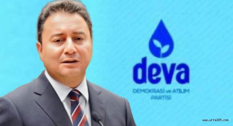 DEVA Partisi Şanlıurfa Kurucu İl Heyeti açıklandı