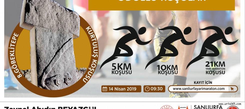 Göbeklitepe Yarı Maratonu İçin Start Veriliyor