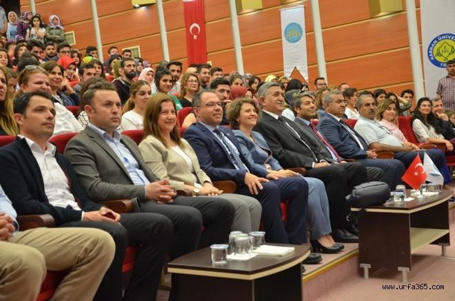 Harran Üniversitesinde Hemşirelik Haftası Kutlandı (VİDEOLU HABER)