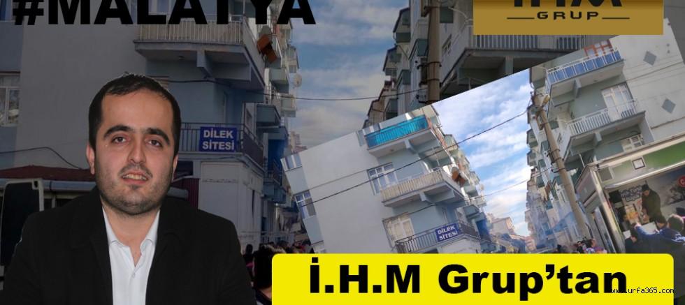 İ.H.M Grup'tan Depremzedelere Yardım