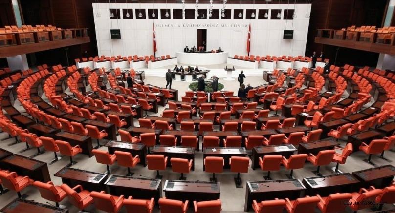 Meclis'te seçim ittifakı mesaisi başlıyor
