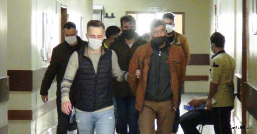 Şanlıurfa'da çeşitli suçlardan aranan şahıslar gözaltına alındı