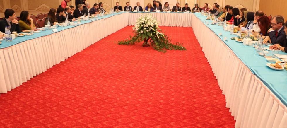 TBMM Çölyak Komisyonundan Demirkol'a Teşekkür (VİDEOLU HABER)