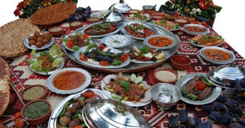 Türkiye'nin yöresel yemekleri dünya sıralamasına girdi