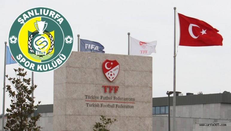 Urfaspor'a ihtar cezası