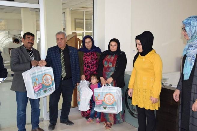 """Viranşehir Belediyesi`nden """" Hoşgeldin Bebek """" Projesi"""